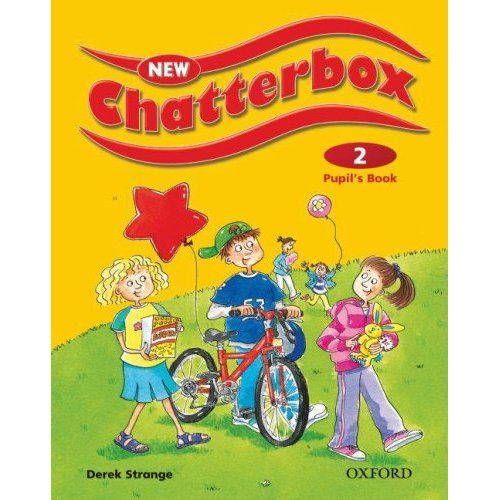 New Chatterbox Level 2 Pupil's Book