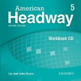 American Headway Second Edition 5 Workbook Audio CD