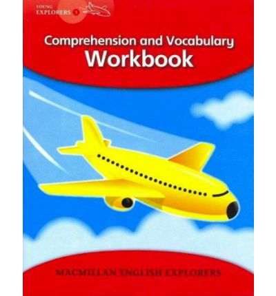 Young Explorers 1: Comprehension and Vocabulary Book