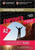 Cambridge English Empower Elementary Presentation Plus DVD-ROM (SB+WB)