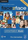 face2face Second Edition Pre-Intermediate Presentation Plus DVD-ROM
