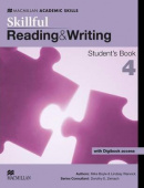 Skillful Level 4 Reading and Writing Student's Book with Digibook Pack