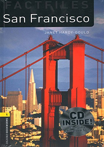 OBL 1: San Francisco Audio CD Pack