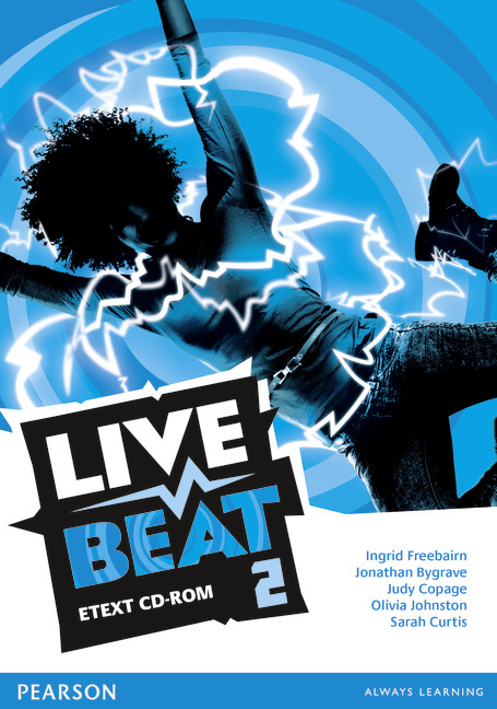 Live Beat 2 eText CD-ROM