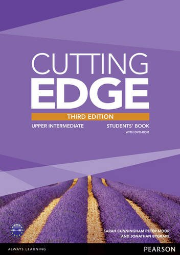 Cutting Edge 3rd Edition Upper Intermediate Students' Book and MyEnglishLab Pack