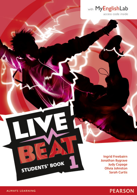 Live Beat 1 Students' Book with MyLab