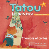 Tatou le matou 2 - CD audio eleve