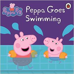 Ladybird: Peppa Goes Swimming