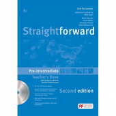 Straightforward (Second Edition) Pre-intermediate + eBook Teacher's Pack