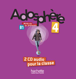 Adosphere 4 - CD audio classe (x2) (Лицензия)