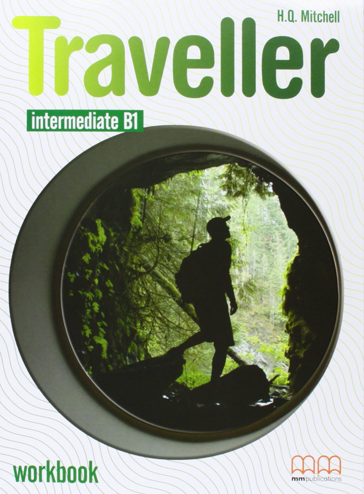 Traveller Intermediate B1 Workbook + Audio CD/CD-ROM