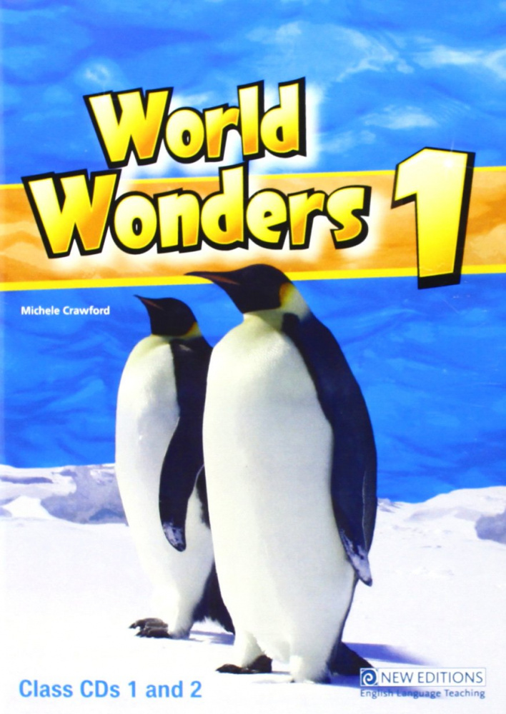 World Wonders 1 Class CD (2)