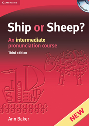Ship or Sheep? (Third Edition) Book and Audio CDs (4)