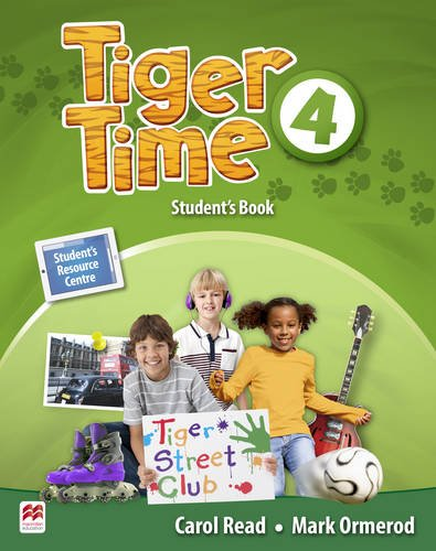 Tiger Time 4 Student's Book