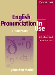 English Pronunciation in Use Elementary Book with answers and Audio CDs (5)