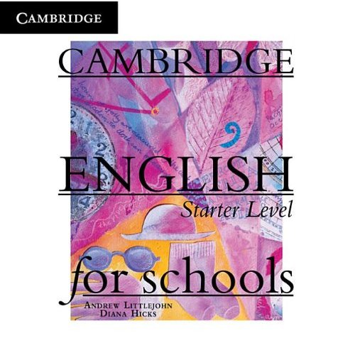 Cambridge English for Schools Starter Class Audio CDs (2)