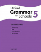 Oxford Grammar for Schools 5: Teacher's Book and Audio CD Pack