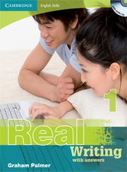 Cambridge English Skills: Real Writing Level 1 Book with answers and Audio CD