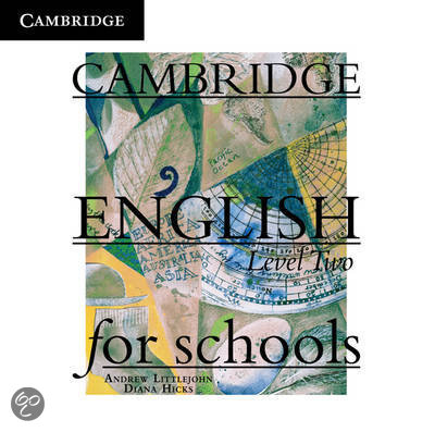 Cambridge English for Schools 2 Class Audio CDs (2)