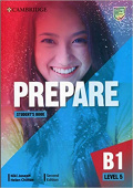 Prepare 2nd Edition 5 Student's Book