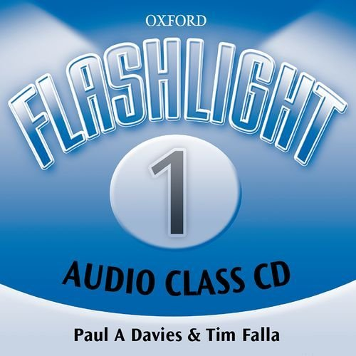 Flashlight 1 Class Audio CD