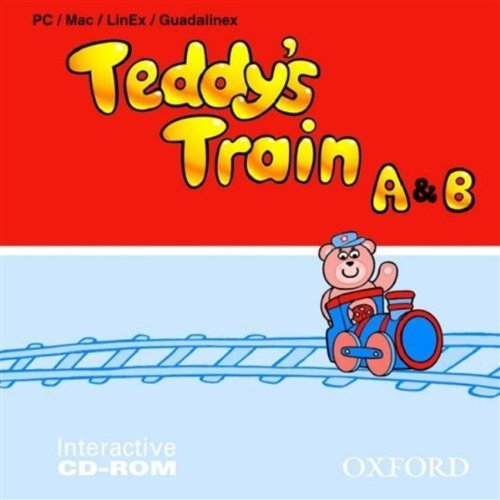 Teddy's Train CD-ROM