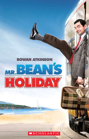 Level 1: Mr Bean's Holiday + Audio CD