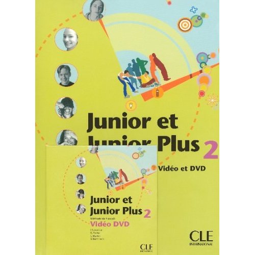Junior Plus 2 - DVD video PAL