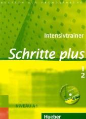 Schritte plus 1+2 Intensivtrainer mit Audio-CD