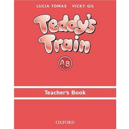Teddy's Train Teacher's Book (A and B)