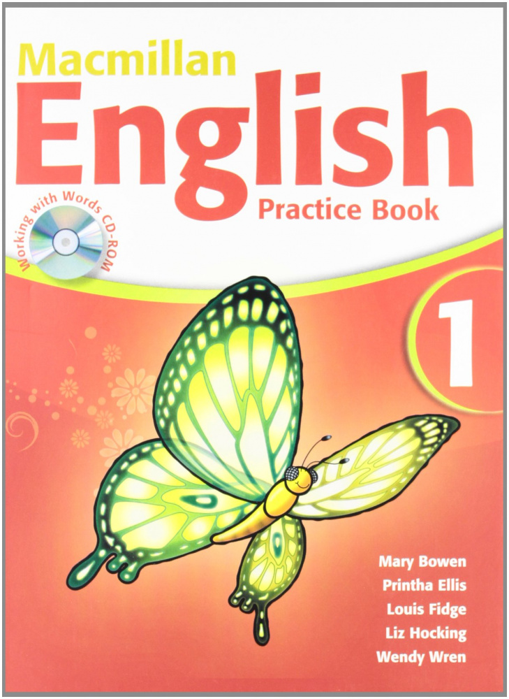 Macmillan English 1 Practice Book and CD-ROM