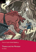 Pearson English Active Readers 1: Theseus and the Minotaur (with MP3)