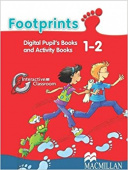 Footprints 1 - 2 Interactive Digital CD Book Pack