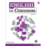 English in Common 4 Workbook