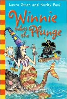 Winnie Takes the Plunge (Paperback)