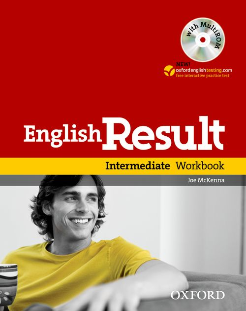 English Result Intermediate Workbook Without Answer Booklet