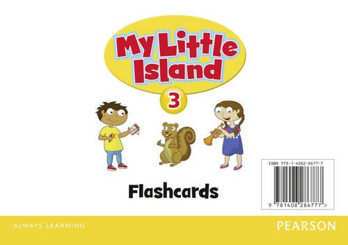 My Little Island Level 3 Flashcards