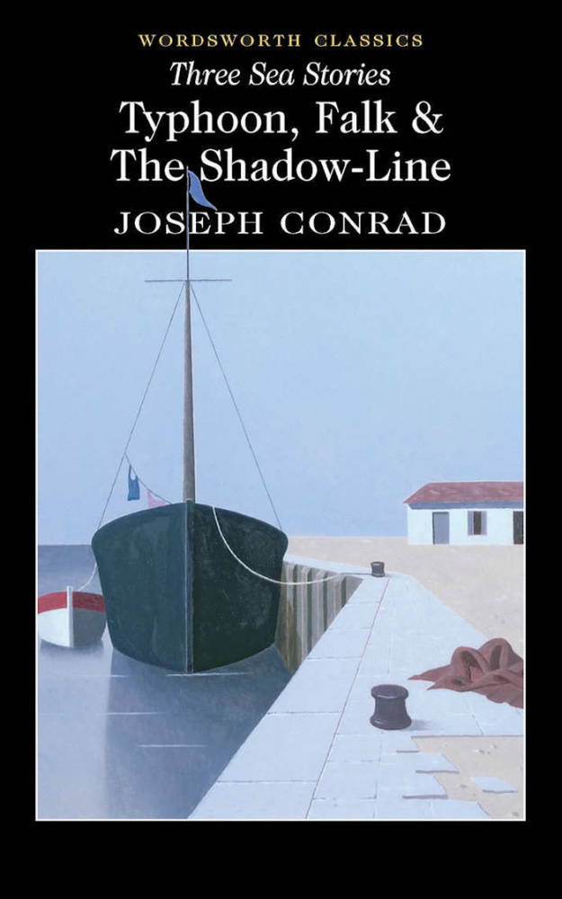 Conrad J. Three Sea Stories