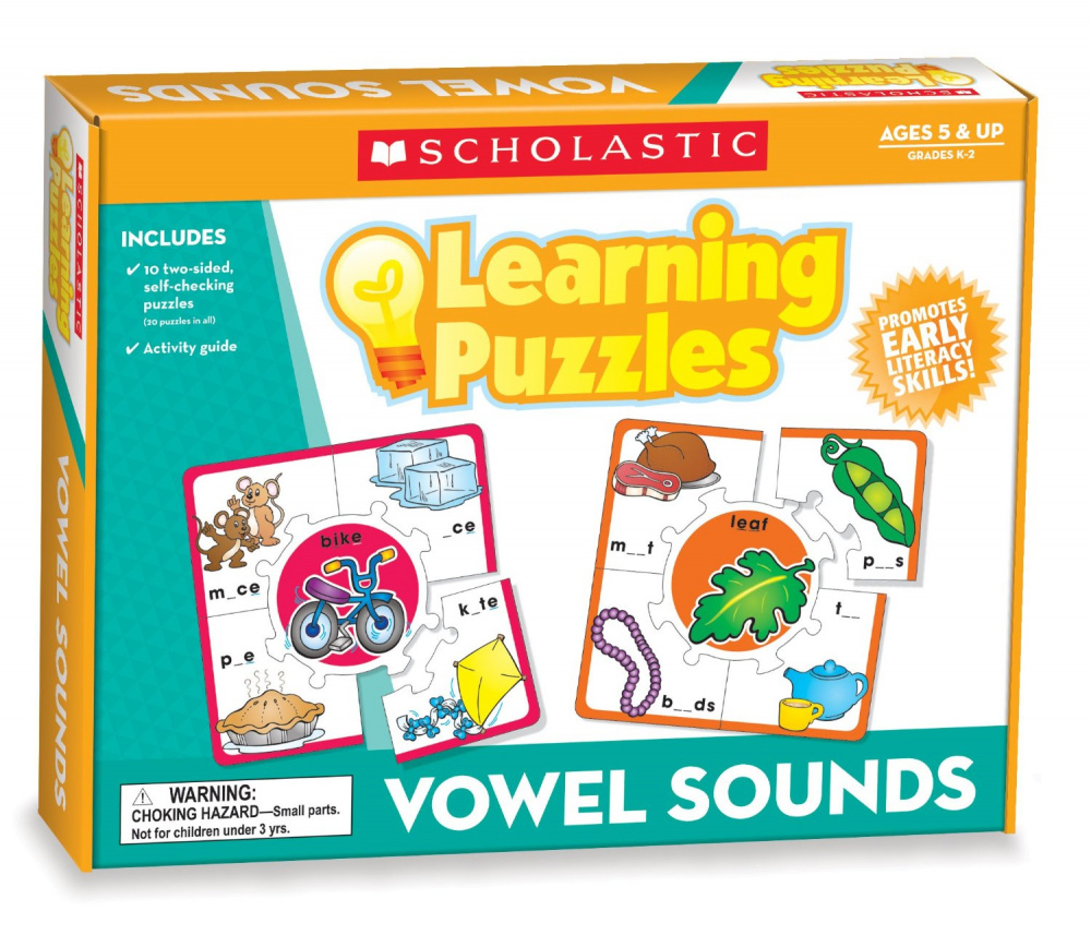 Learning Mats: Vowel Sounds
