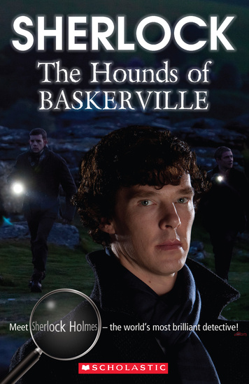 Level 3: Sherlock: The Hounds of Baskerville + Audio CD