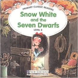 Primary Classic Readers Level 2: Snow White and the Seven Dwarfs with Audio CD
