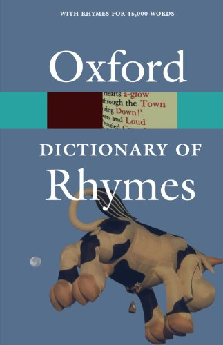 Oxford Dictionary of Rhymes (Oxford Paperback Reference)