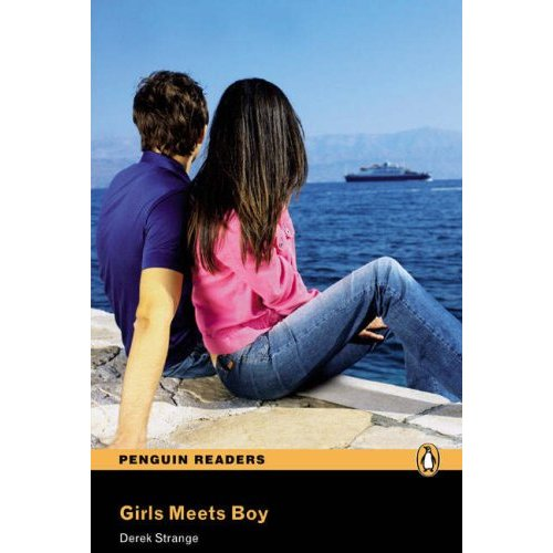 Girl Meets Boy (With Audio CD)