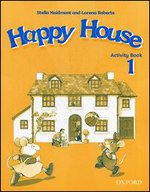 Happy House 1 Activity Book
