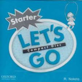 Let's Go Second edition Starter  Audio CD
