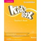 Kid's Box Second Edition Starter Teacher's Book