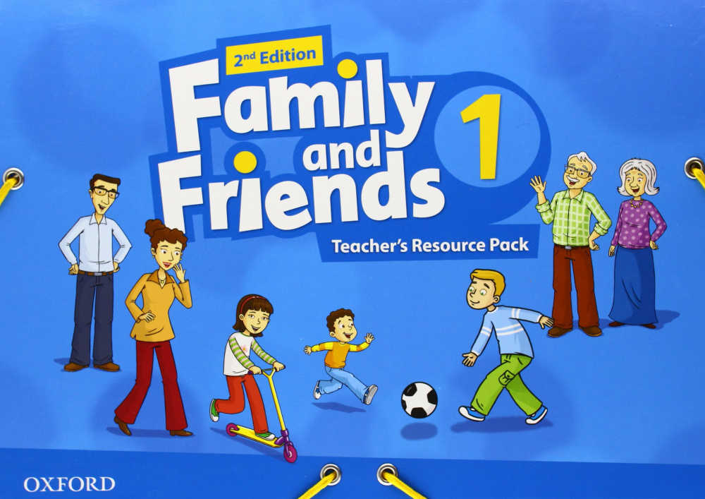 Family and Friends Second Edition 1 Teacher's Resource Pack