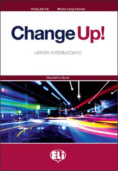 Change Up! Upper-Intermediate Student's Book and Workbook + CD