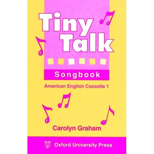 Tiny Talk Songbook Cassettes (American English)