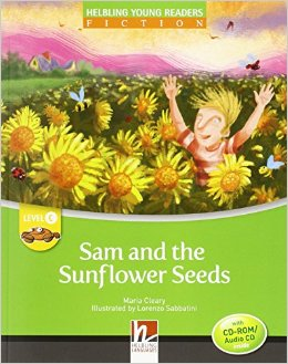 Helbling Young Readers Level C: Sam and the Sunflower Seed with CD-ROM/Audio CD